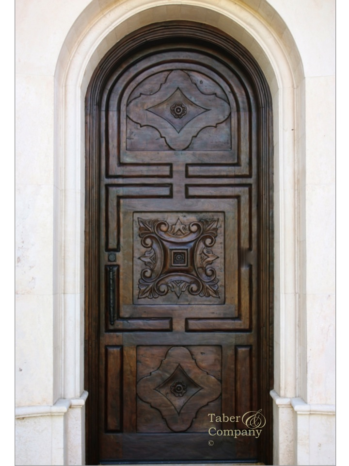 Spanish doors image by jay andre construction inc for Wood carving doors hd images