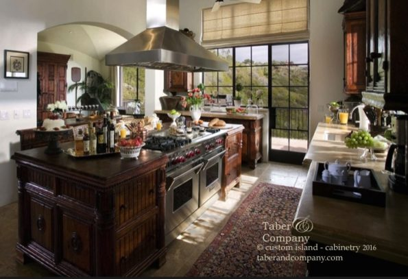 Taber company for Santa barbara kitchens